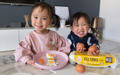 Happy Chicken Eggs have consumers grinning ear to ear.
