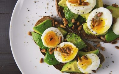 Why Dave Beamish Breaks his Fast with Happy Eggs. Daily.